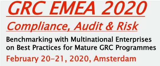 Quanna participating to global GRC EMEA 2020 in February 2020: